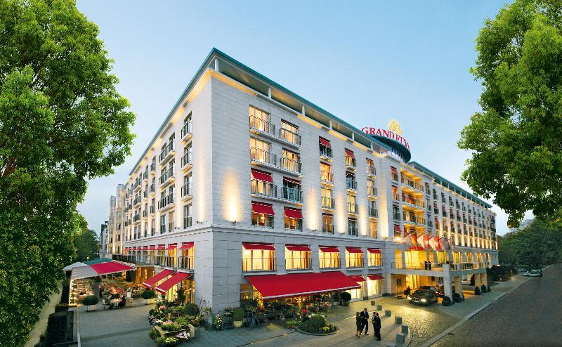 Grand Elysée Hamburg - Hotel - 6