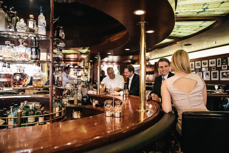 Grand Elysée Hamburg - Bar - 3