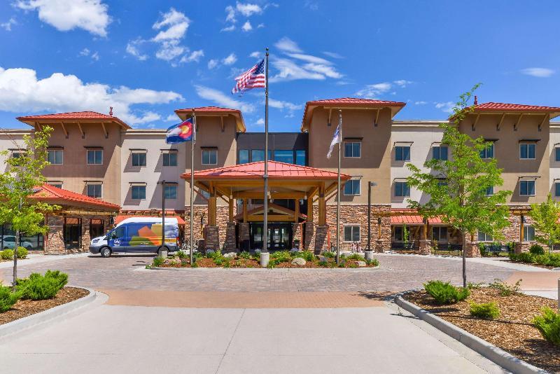 Hampton Inn and Suites Boulder/Gunbarrel District, - Hotel - 0