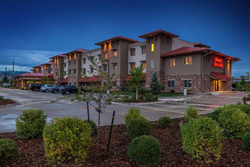 Hampton Inn and Suites Boulder/Gunbarrel District, - Hotel - 1