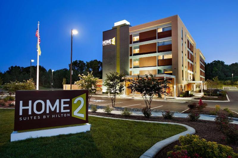 General view Home2 Suites Nashville-airport