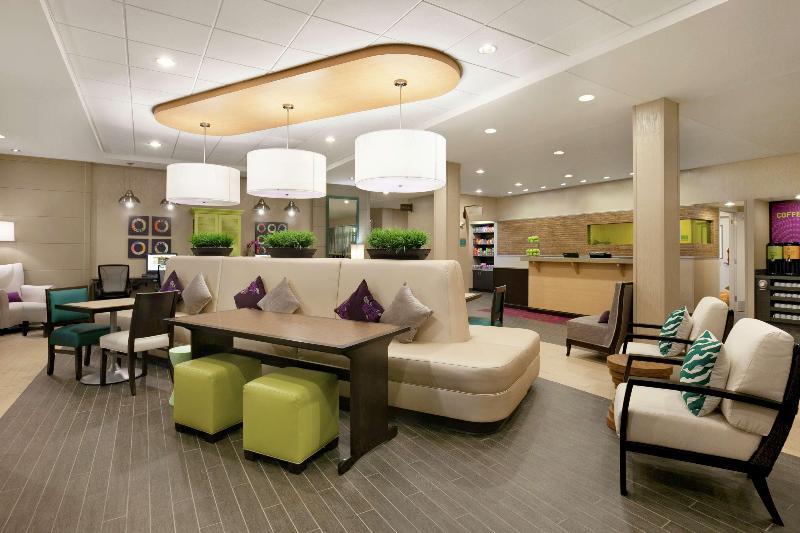 Lobby Home2 Suites Nashville-airport