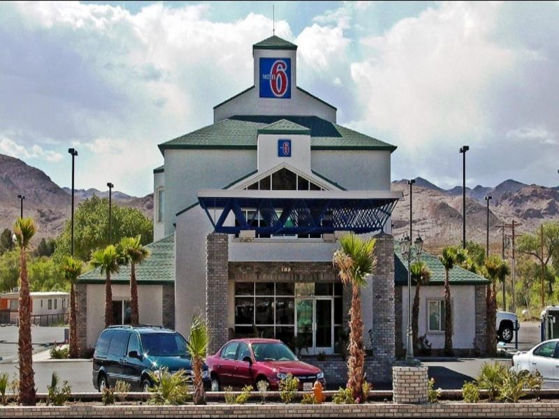Motel 6 Beatty - Death Valley - Hotel - 2