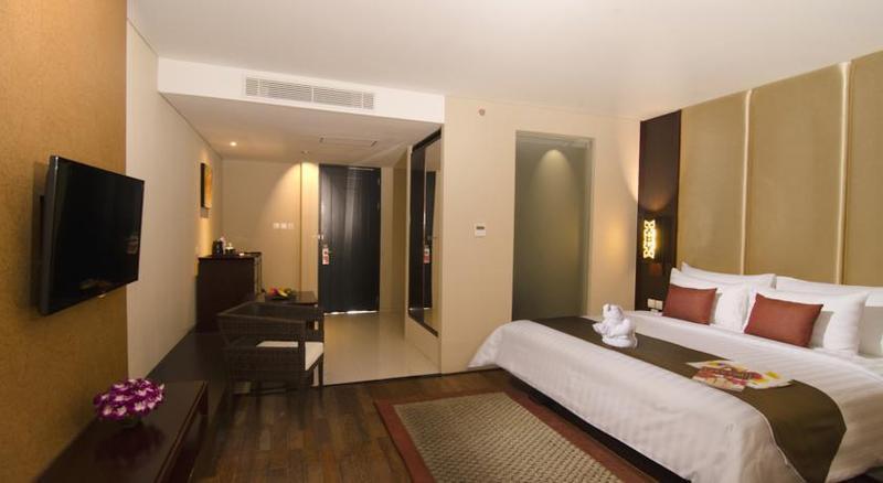 Swiss-Belresort Watu Jimbar Sanur - Hotel - 7