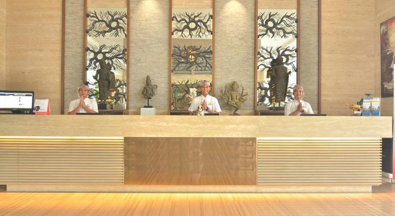 Foto del Hotel Swiss Belresort Watu Jimbar Sanur del viaje viaje novios bali
