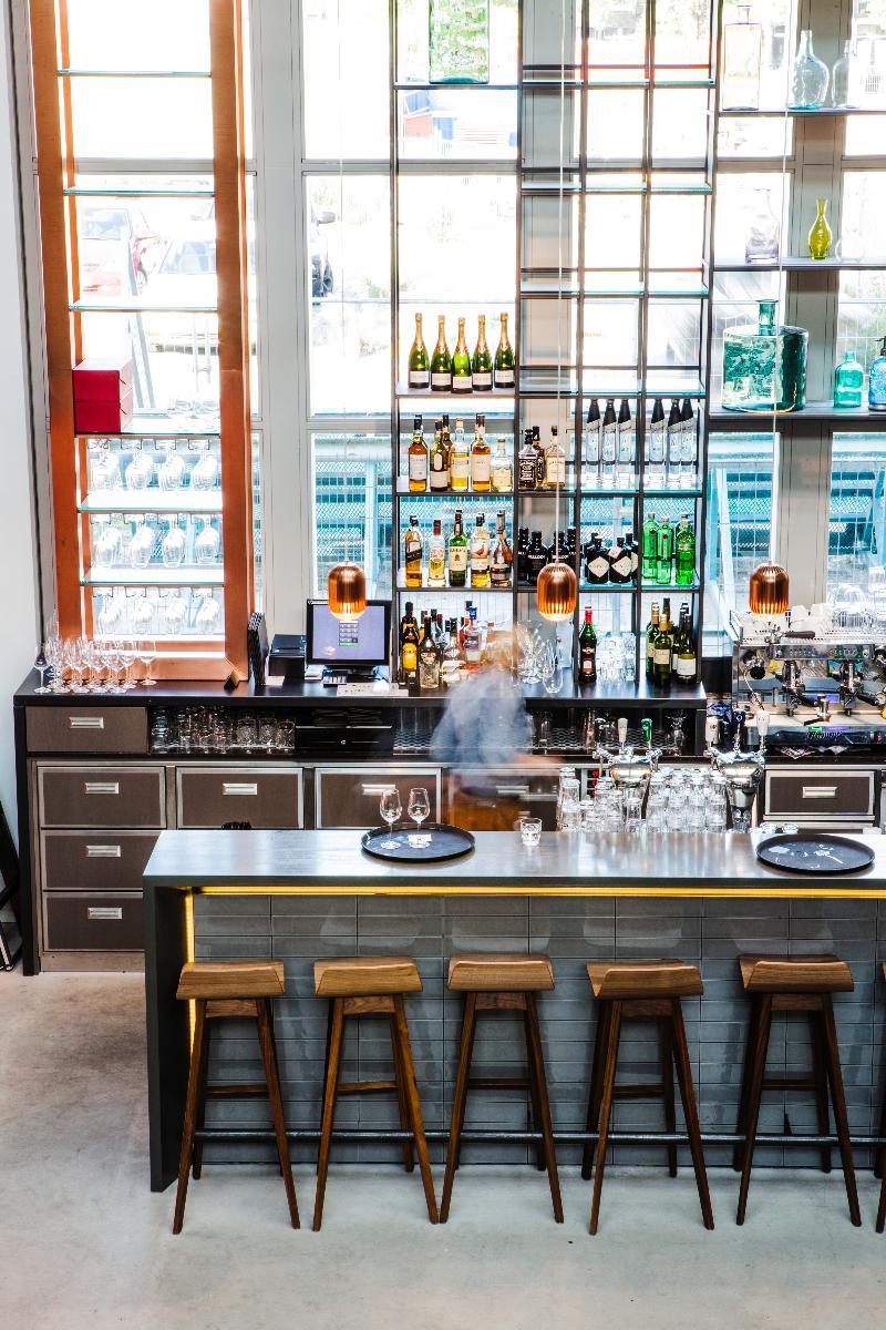 Bar Hotel De Hallen