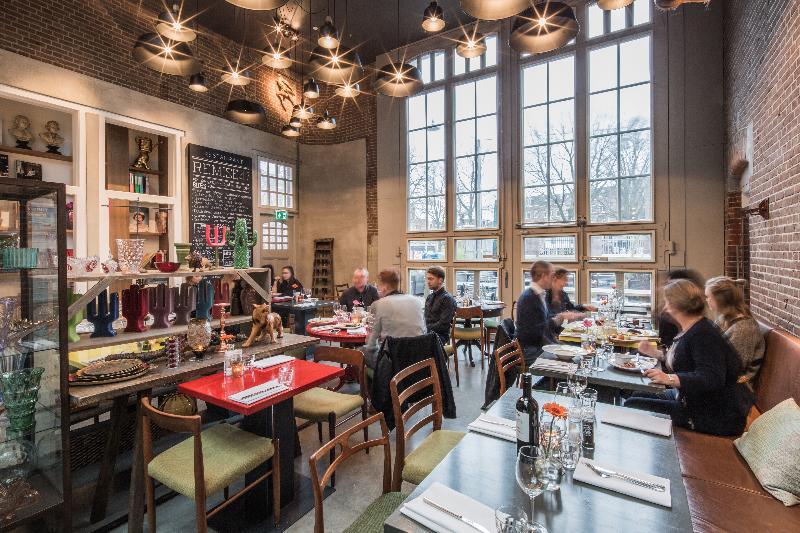 Restaurant Hotel De Hallen