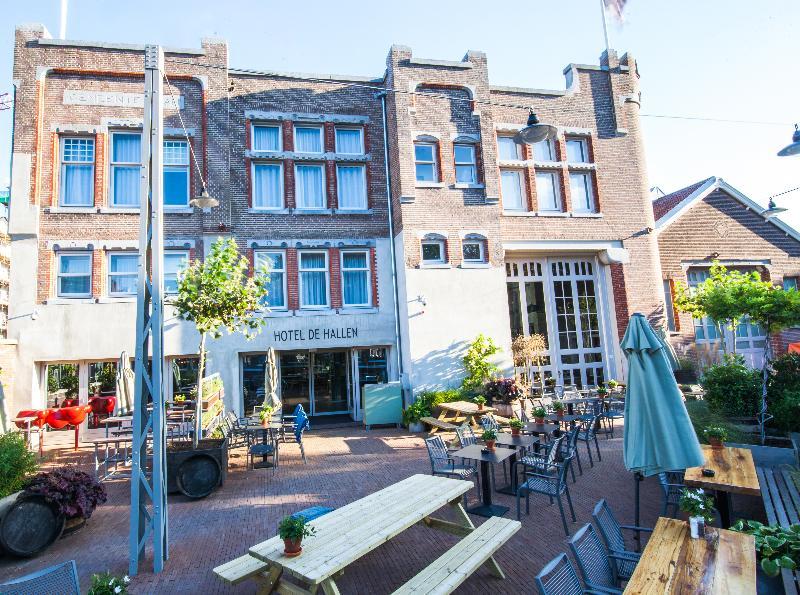 Terrace Hotel De Hallen