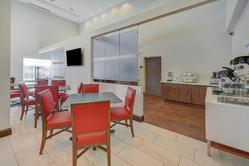Restaurant Holiday Inn Express & Suites - Busch Gardens Usf