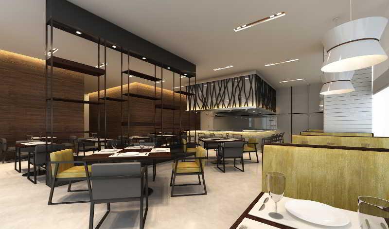 Restaurant Ganesh Meridian Hotel Ahmedabad