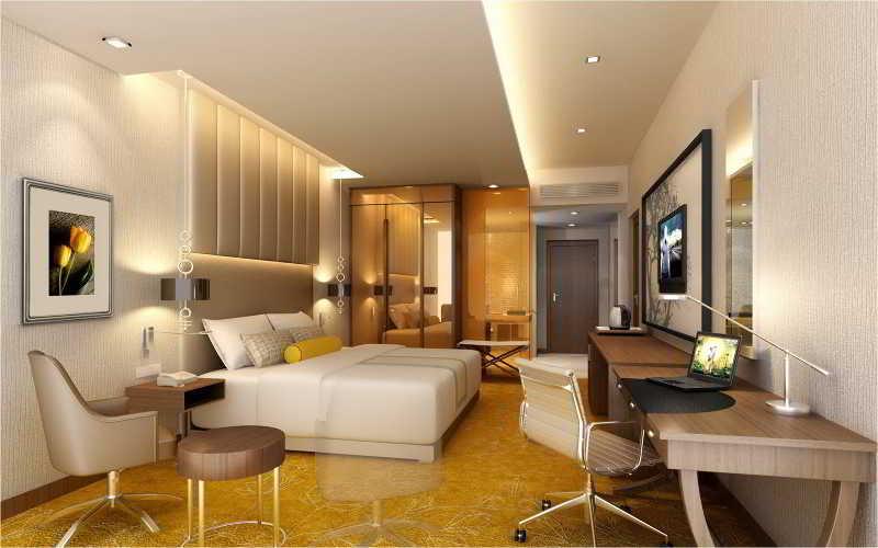 Room Ganesh Meridian Hotel Ahmedabad