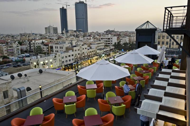 Ocean Amman Hotel - Hotel - 5