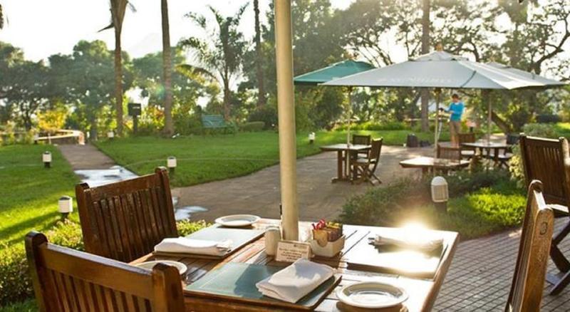 Restaurant Sunbird Nkopola Lodge
