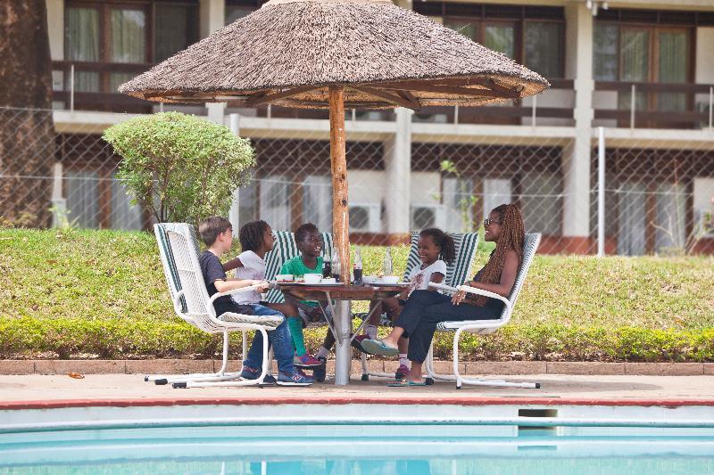 Pool Sunbird Lilongwe