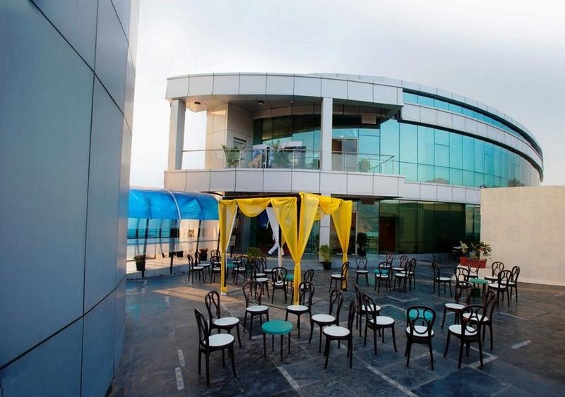 Mango Airoli Mumbai - Terrace - 10
