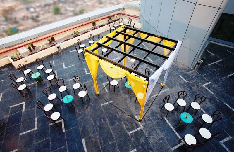 Mango Airoli Mumbai - Terrace - 11