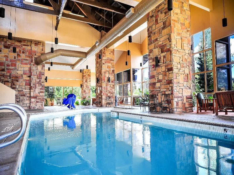 Pool Cedar Breaks Lodge