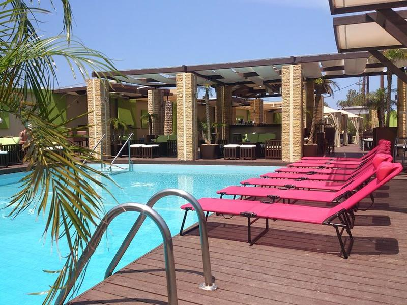 General view Heleni Beach Hotel