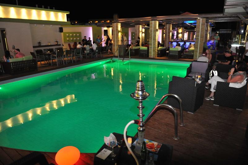 Pool Heleni Beach Hotel