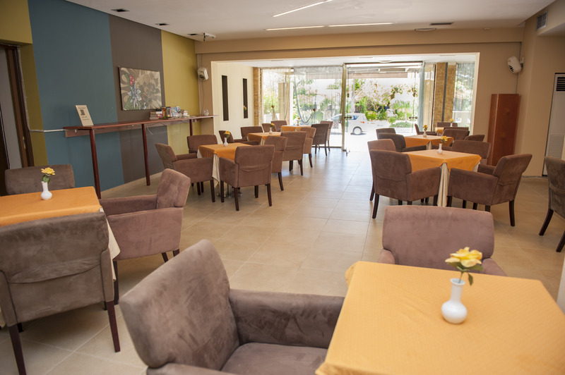 Restaurant Heleni Beach Hotel
