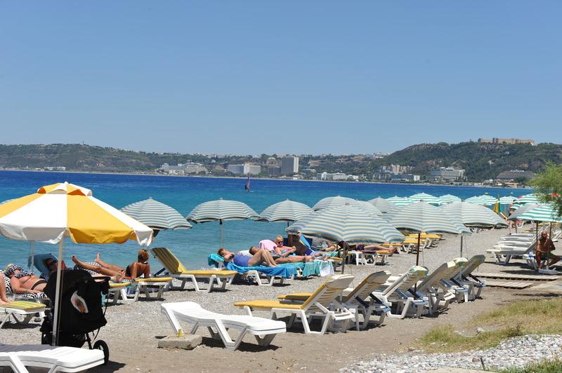 Beach Heleni Beach Hotel
