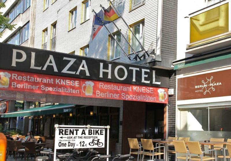 General view Berlin Plaza Hotel Am Kurfurstendamm