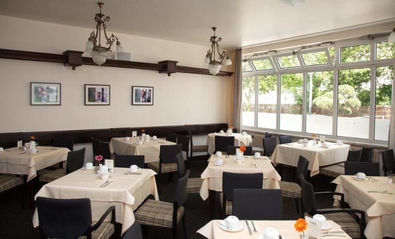 Restaurant Berlin Plaza Hotel Am Kurfurstendamm