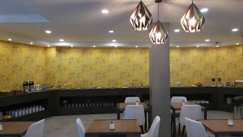 Restaurant West Beach Hotel