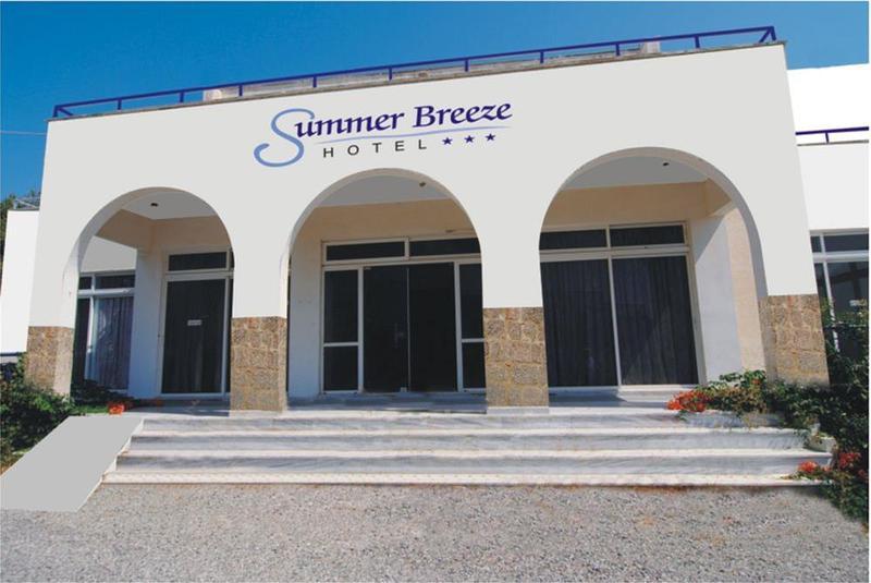 General view Summer Breeze
