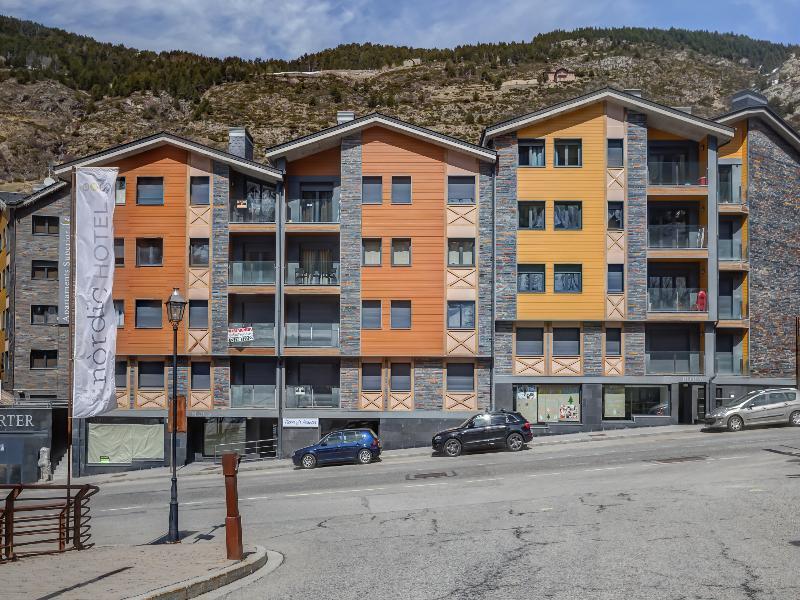 General view Pierre Vacances Andorra El Tarter