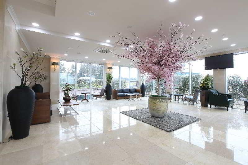 Lobby Jeju Aria Hotel