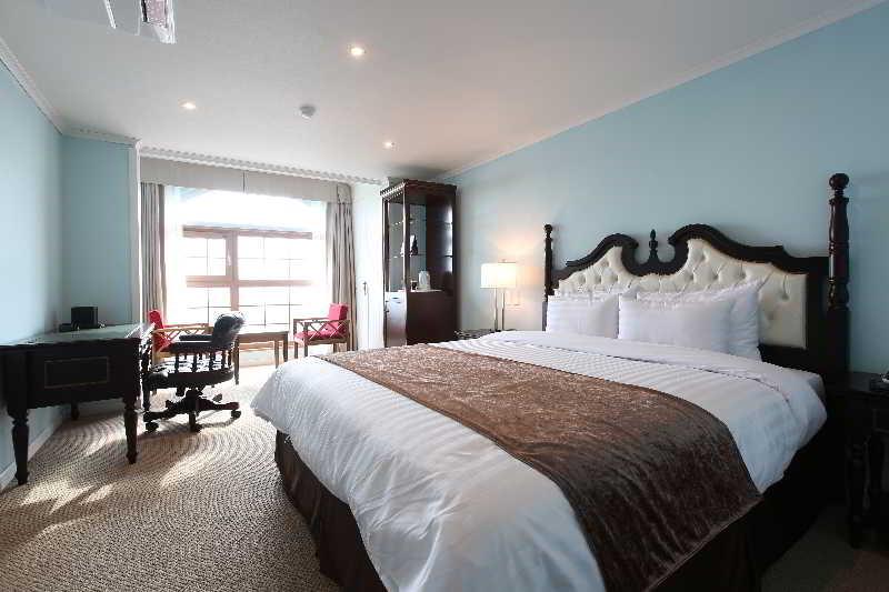 Room Jeju Aria Hotel