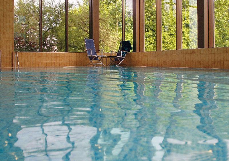 Pool Doubletree By Hilton Sheffield