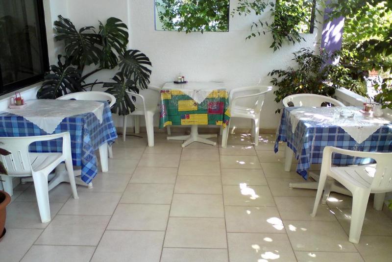 ROSMARI HTL - Terrace - 8