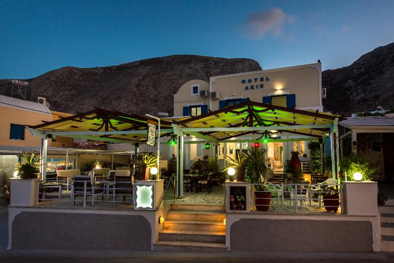 General view Akis Hotel