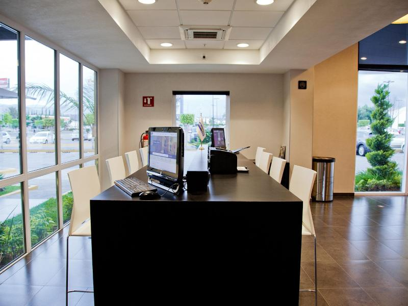 Conferences City Express Tehuacan