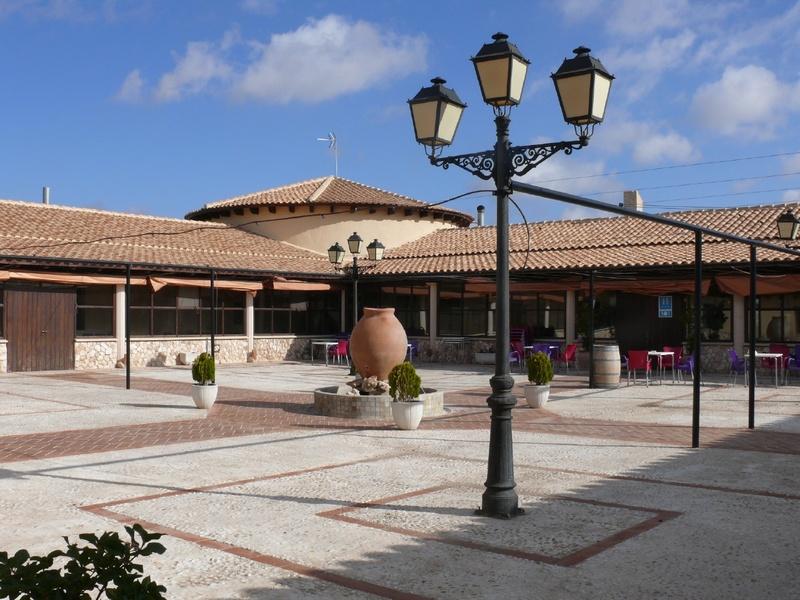 imagen de hotel Hotel Enoturismo De Mainetes