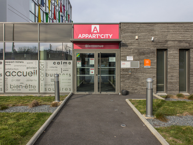 Appart' City Confort Rennes - Hotel - 4