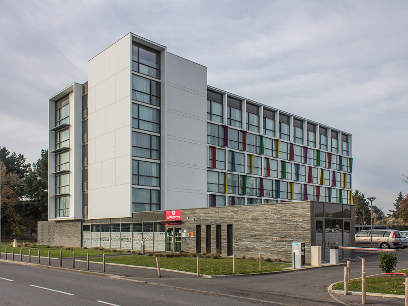 Appart' City Confort Rennes - Hotel - 6