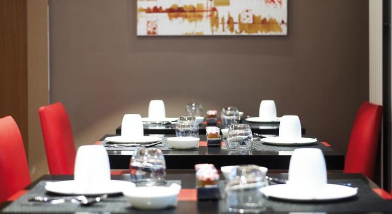 Appart' City Confort Rennes - Restaurant - 12