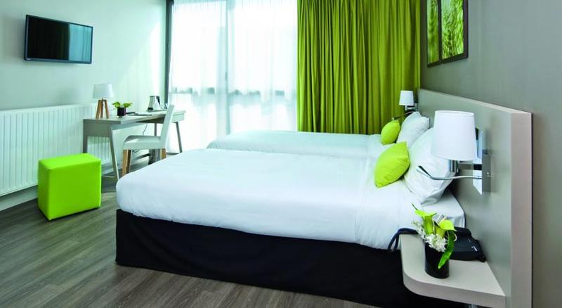 Appart' City Confort Rennes - Room - 9