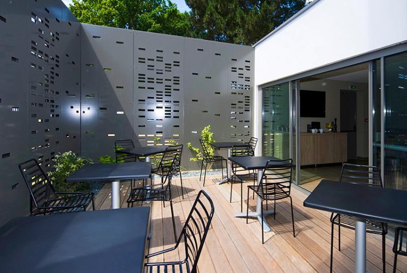 Appart' City Confort Rennes - Terrace - 14