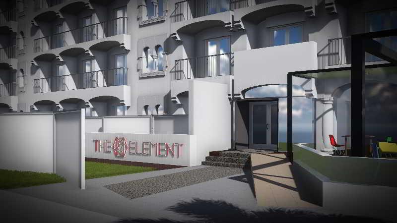 imagen de hotel Hotel The Element