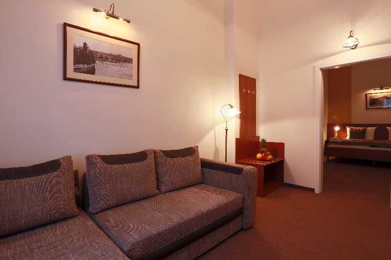Room Hotel U Svatého Jana