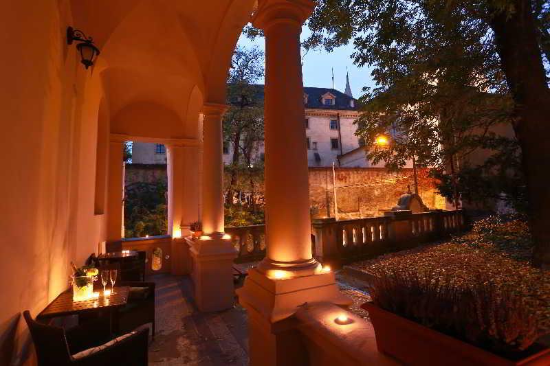 Terrace Hotel U Svatého Jana