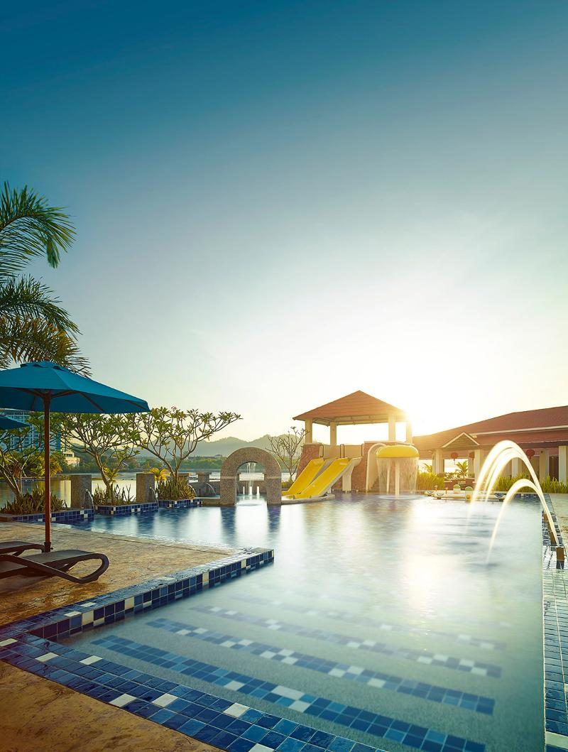 Dayang Bay Serviced Apartment & Resort - Pool - 2