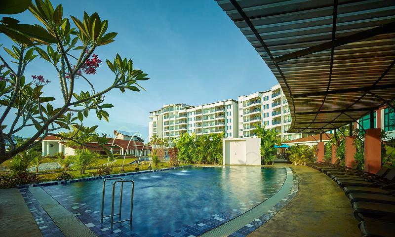 Dayang Bay Serviced Apartment & Resort - Pool - 12