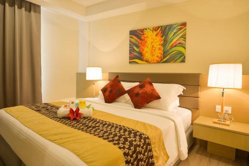 Dayang Bay Serviced Apartment & Resort - Room - 10