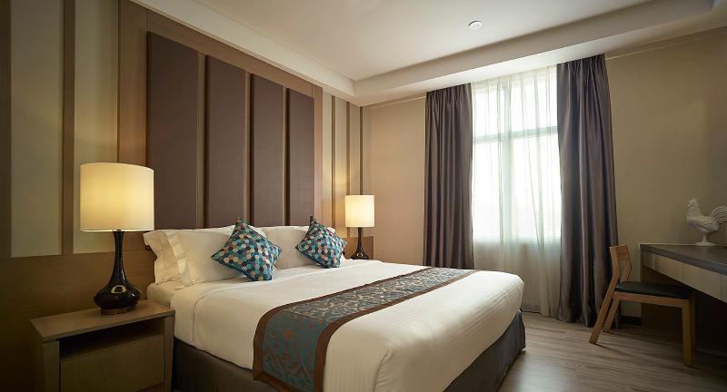 Dayang Bay Serviced Apartment & Resort - Room - 1