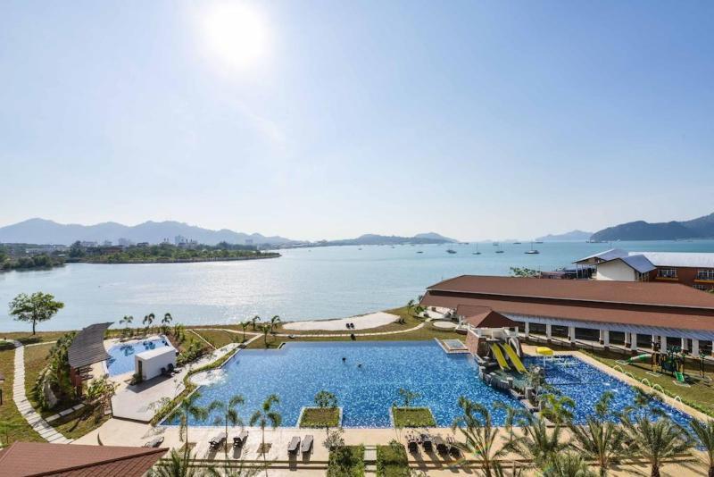 Dayang Bay Serviced Apartment & Resort - Room - 9